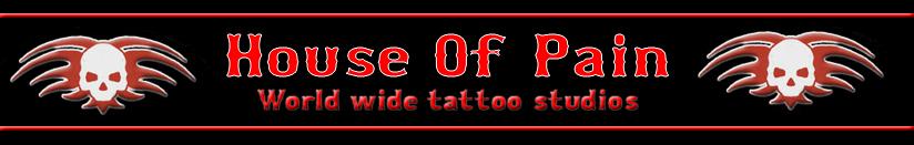 House Of Pain Tattoo